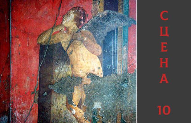 О чём рассказали фрески дома, который 2000 лет был скрыт под лавой Везувия