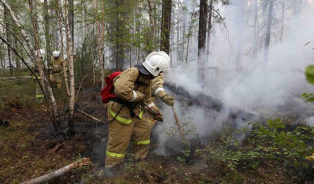 Хабаровский край выслал подкрепление для тушения пожаров вЯкутии