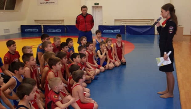 Новые участники присоединятся к проекту «Самбо в школах» в Подмосковье в 2020 году