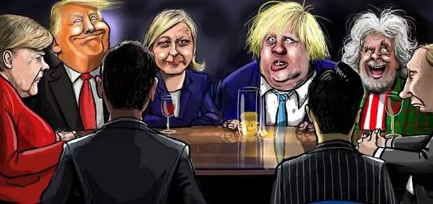 Мировая политика и ЕС