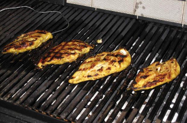 Курица-гриль: лучшие известные способы готовки