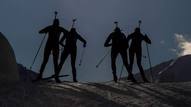Назван предварительный состав мужской и женской сборной России по биатлону на сезон-2021/22