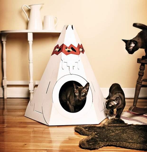 cathouse14 Дизайн для котов