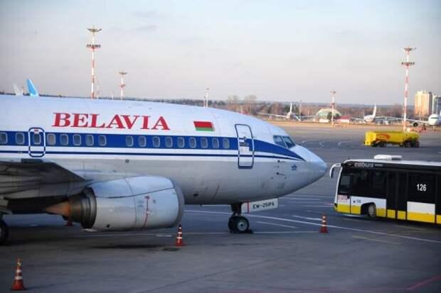 «Белавиа» приостановила полёты в Белград, Будапешт и Кишинёв