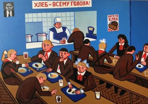 соцсети. художник Зоя Черкасская-Ннади