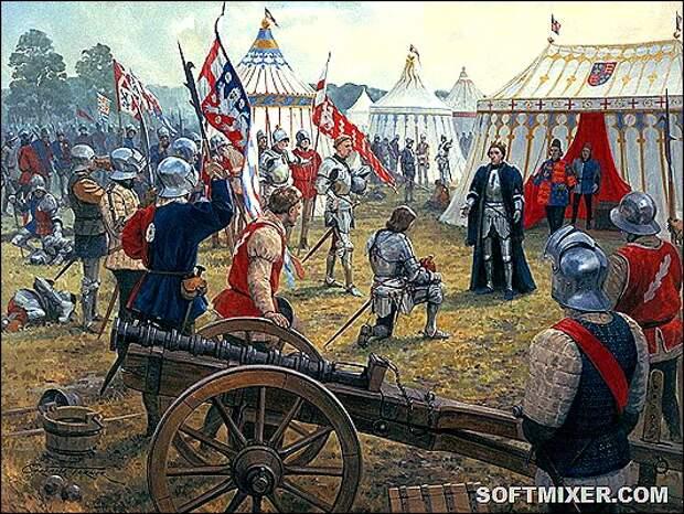 battle_of_northampton