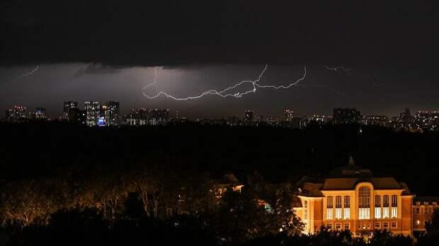 Синоптик рассказал о погоде в Москве в воскресенье