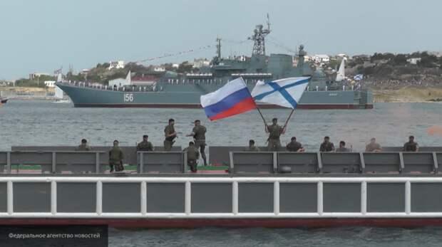Гаспарян указал на признаки того, что корабли НАТО неслучайно зашли в Одессу в День ВМФ РФ