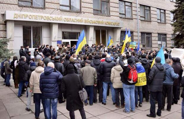 Советник главы Минобороны Украины: В армию пойдут те, кто там не нужен