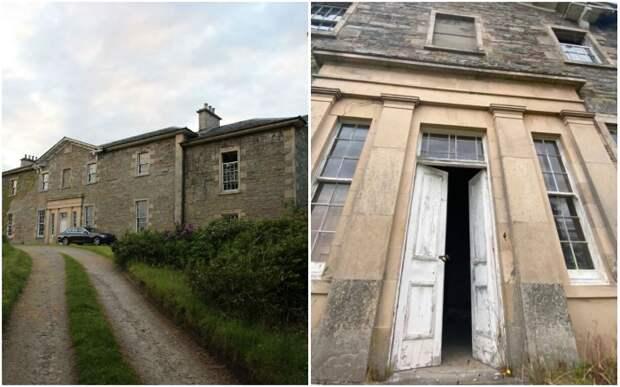 В последней реставрации особняка Коко Шанель принимала активное участие («Rosehall Estate», Шотландия). | Фото: deadlinenews.co.uk/ lifetricks.ru.