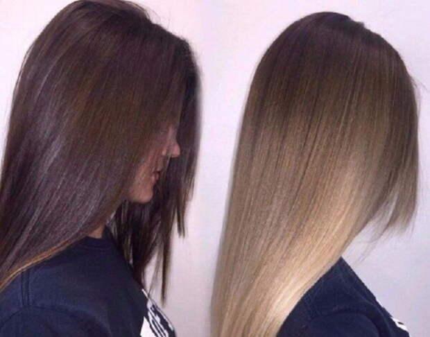 Поверьте, это возможно: осветлить и укрепить волосы одновременно