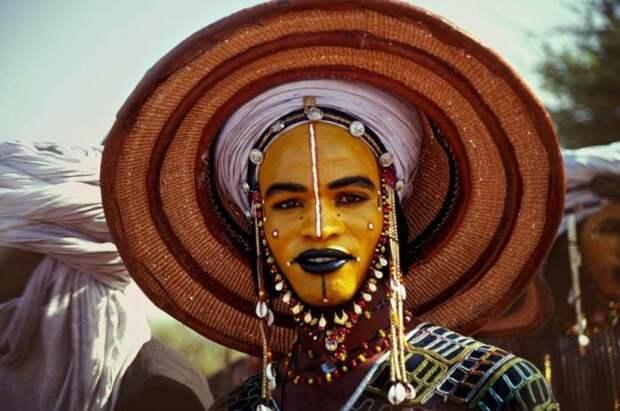 Мужской конкурс красоты в Нигере