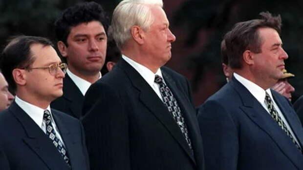 Ирландский стыд: Забытый позор Ельцина достали из архивов и... схватились за голову