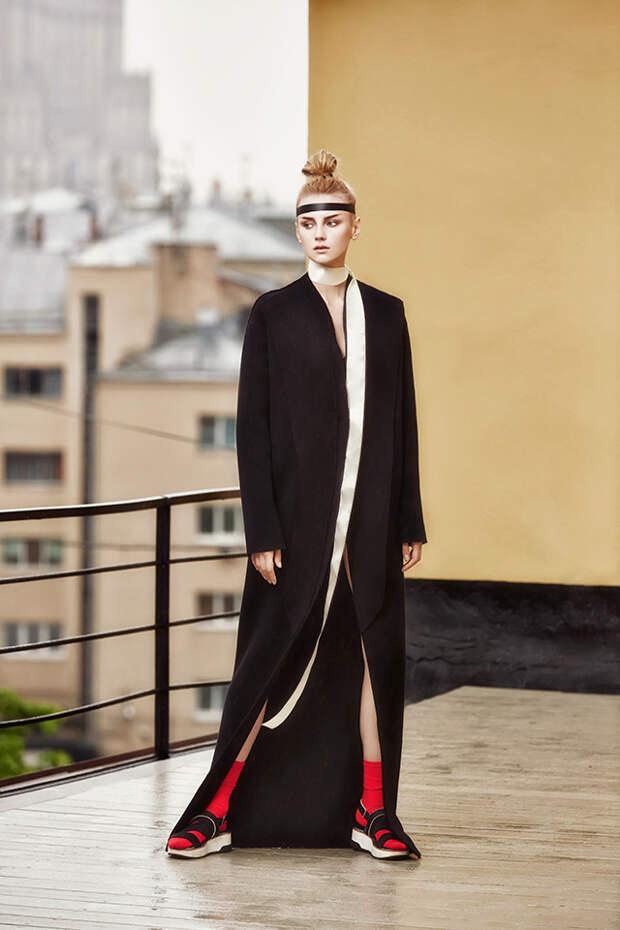 Новое имя в мире моды: Erica Zaionts