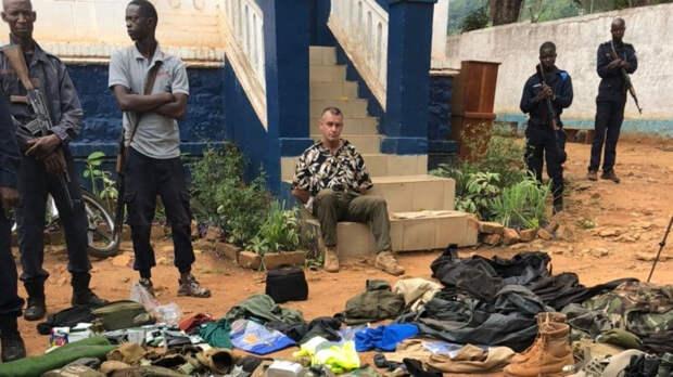 Задержанного в ЦАР француза подозревают в работе на спецслужбы Парижа