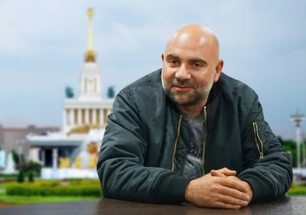 Тимофей Баженов: «Ботанический сад – это жемчужина Москвы» / Фото: Максим Манюров