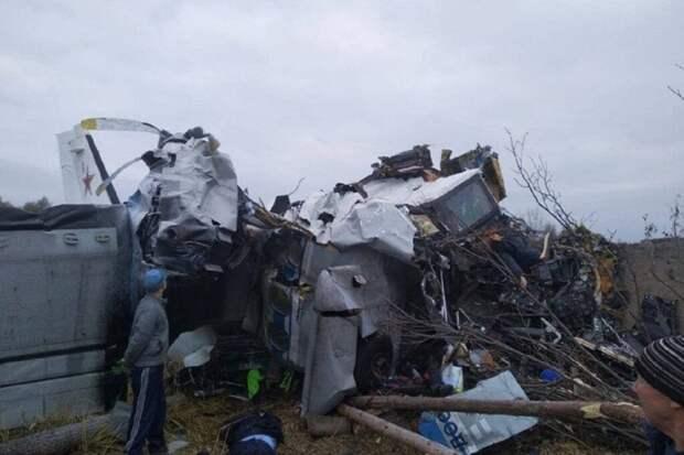 Глава Татарстана назвал причину крушения самолёта L-410