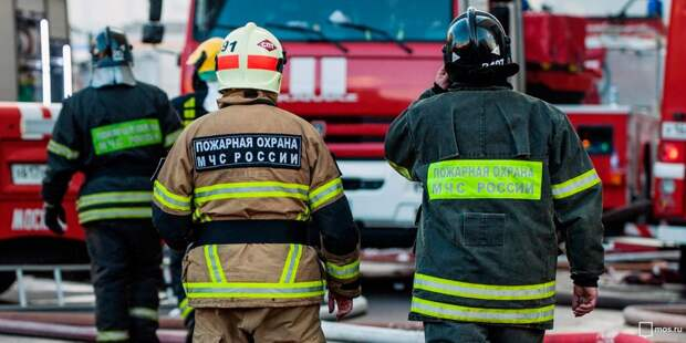 Пожар в мусорокамере в доме на Лётчика Бабушкина ликвидировали до прибытия спасателей