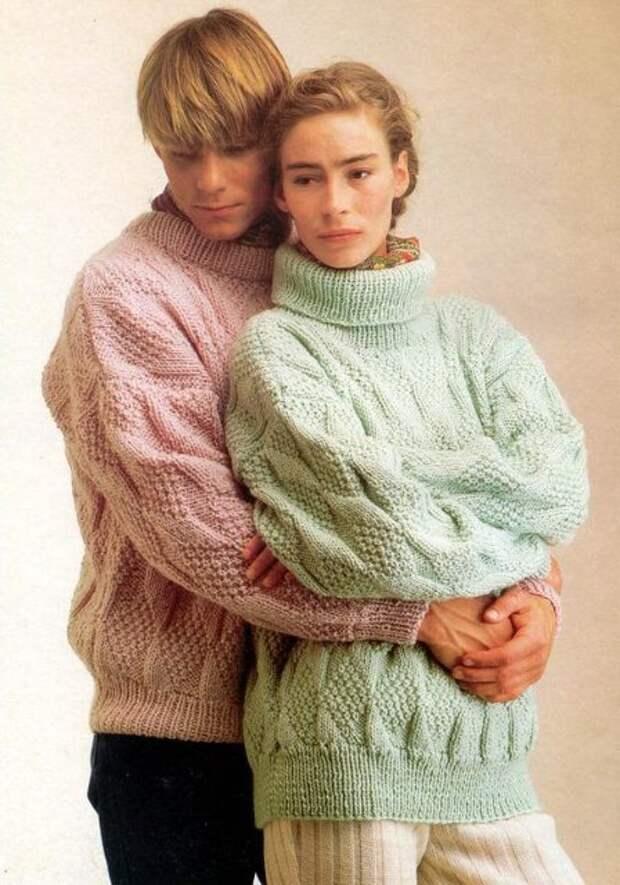 Мужские свитера - подборка
