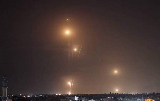 Ливан и Израиль обменялись ракетно-артиллерийскими ударами