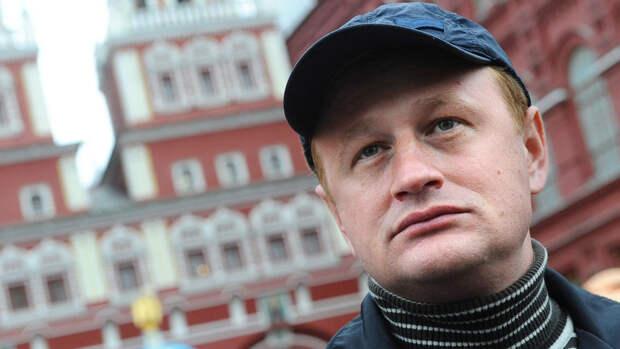 Суд оправдал экс-майора МВД Дымовского по делу о перевозке тротила