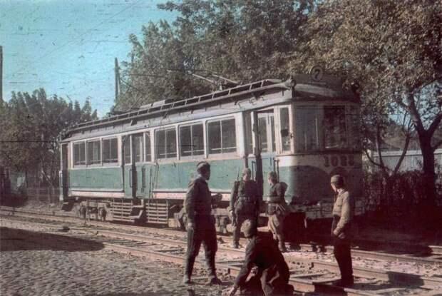 Киев в оккупации