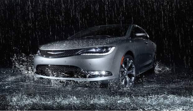 Chrysler 200 оказался не так популярен, как его «большой брат» - модель 300С.