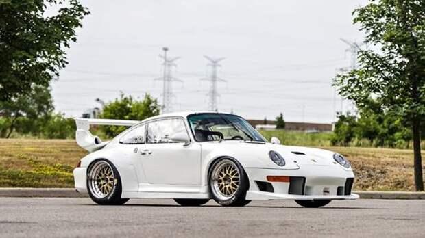 Лишающий сна: редчайший Porsche 911 GT2 Evo попросит свыше миллиона долларов