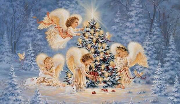 6 января - Рождественский сочельник.