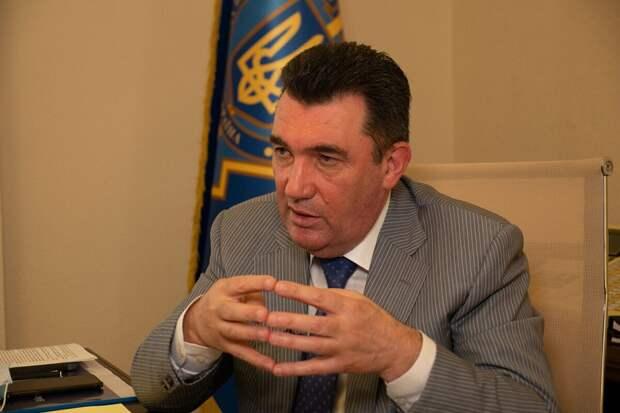 Глава СНБО У: «Донбасс» — российская пропагандистская выдумка