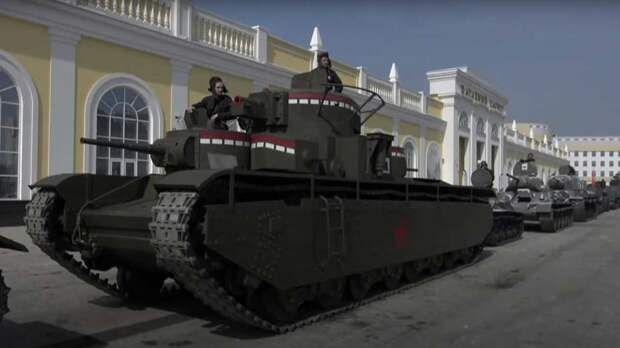 Парад Победы начинается в Свердловской области