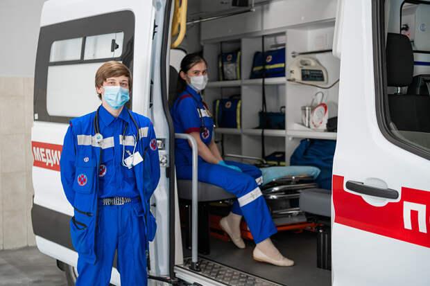 Опрос показал отношение россиян к работе скорой помощи