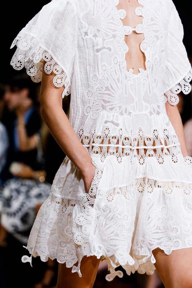 Богемный стиль — белое бохо, или роскошная одежда для королевы