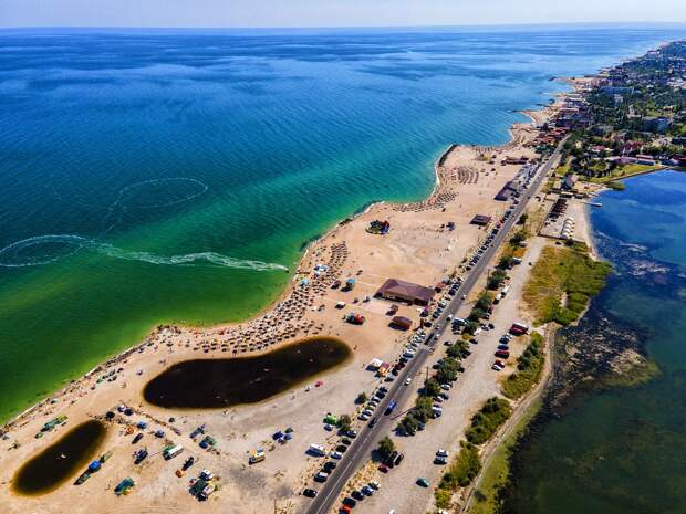 На Украине обеспокоены активностью России в Азовском море