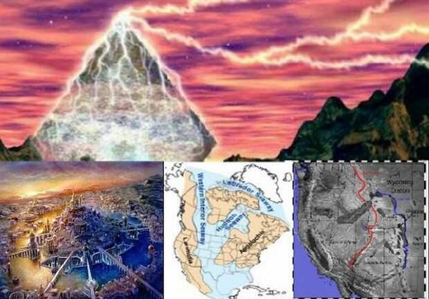 Министерство обороны России нашло легендарную Атлантиду