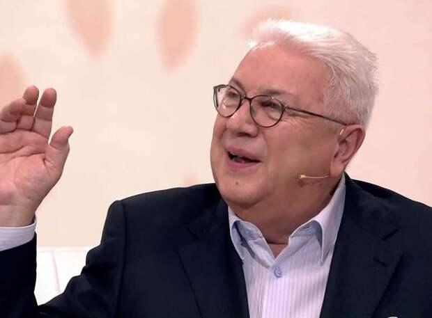 Владимир Винокур отказался поддержать бойкот Валерия Меладзе