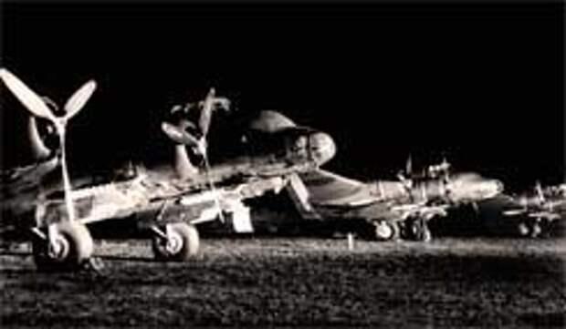 Тяжелый бомбардировщик Пьяджо P. 108В