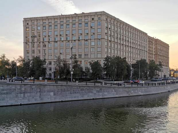 Турки купили в Москве бывшее здание Минэкономразвития РФ