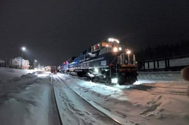 """""""Железные дороги Якутии"""" испытывают американский тепловоз"""