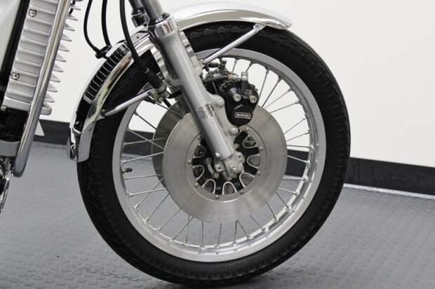 Новый роторный мотоцикл Suzuki RE5 1976-го года suzuki, мото, мотоцикл, рпд