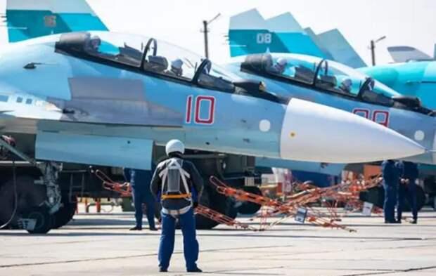 «Бацку» Путин все же сломал: Белорусский аэродром Лида ждет российские Су-30СМ