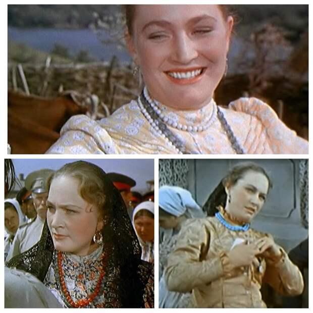 Как выглядела в юности несравненная Людмила Хитяева, и как расцветала ее пышная красота, изображение №8