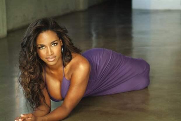 Самые красивые темнокожие красавицы из шоу-бизнеса