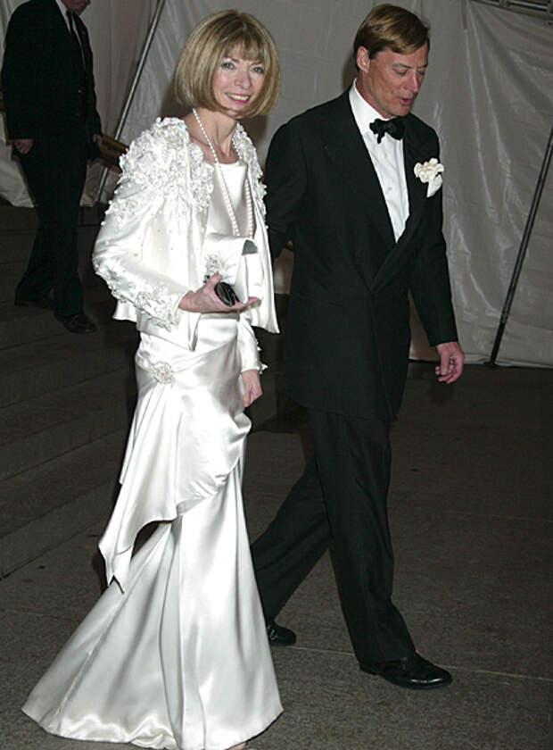 Анна Винтур рассталась с мужем Шелби Брайаном после 20 лет отношений