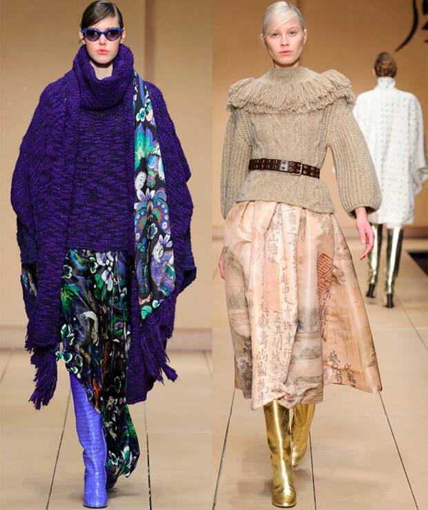 Laura Biagiott модные свитера