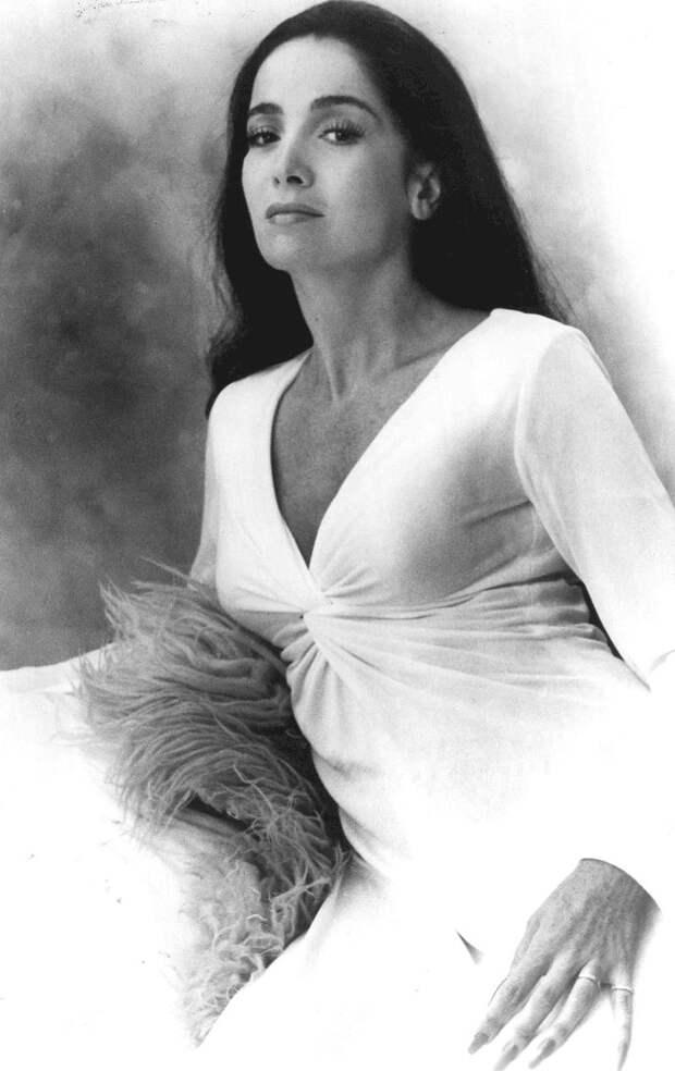 Легенды мирового кино: Линда Кристал