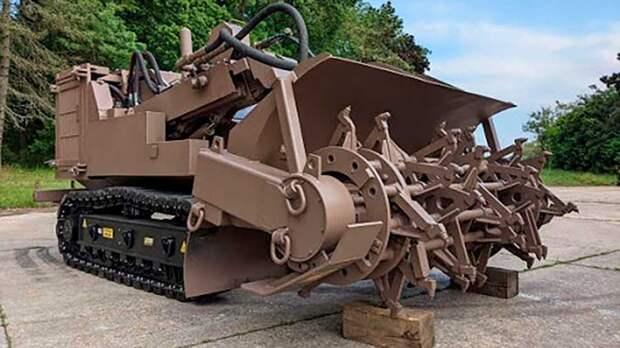 Франция запустила проект роботизации армии