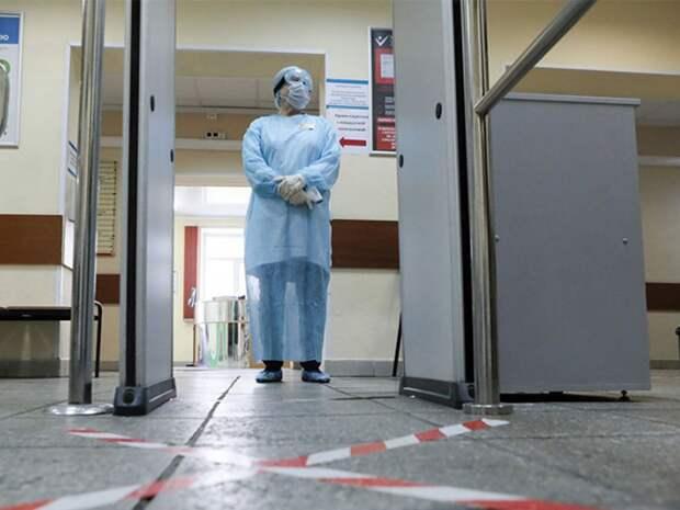За сутки в России выявлено свыше 13 тысяч случаев коронавируса