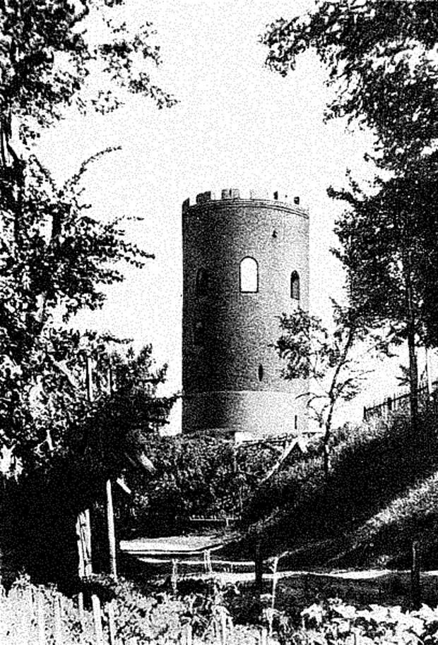 Древние русские крепости : Период феодальной раздробленности