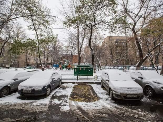 В Москве подземные парковки предложили строить под улицами и дворами